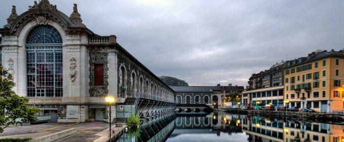 Espace touristique à Genève