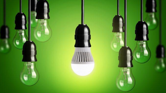 Ampoules traditionelles et LED