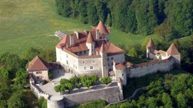 Chateau de Gruyère