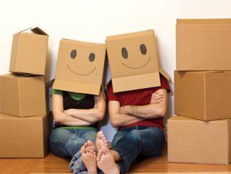 cartons déménagement