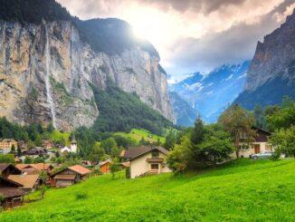 Lauterbrunnen Suisse